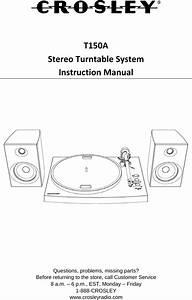 T150a User Manual User Manual