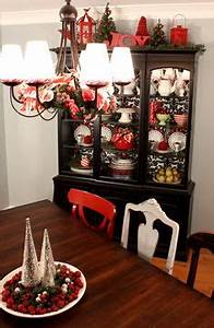 Hutch and sideboard decor ideas on Pinterest