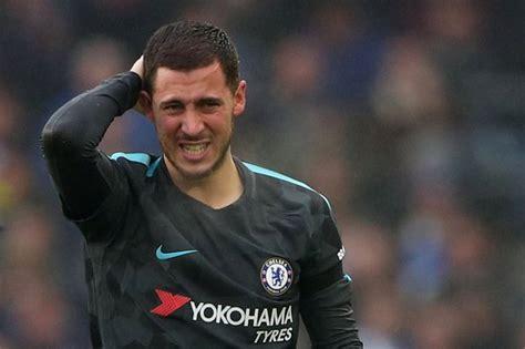Manchester City target Chelsea's Eden Hazard for massive £ ...