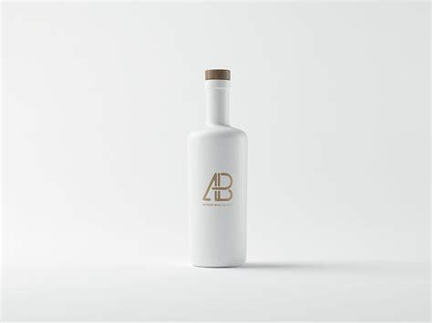 Bucket hat mockup 65438 free download. Free White Bottle Mockup | Mockuptree