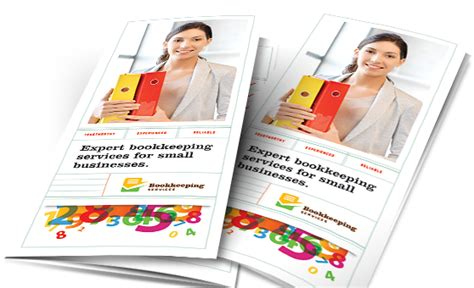 printable tri fold brochure templates  microsoft word