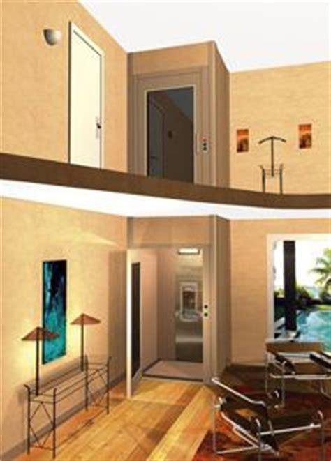 mini ascenseur interieur t50