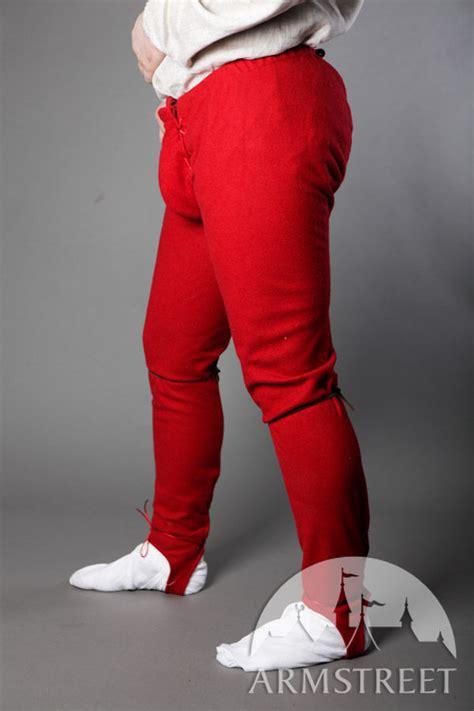 medieval renaissance chausses woolen pants  sale