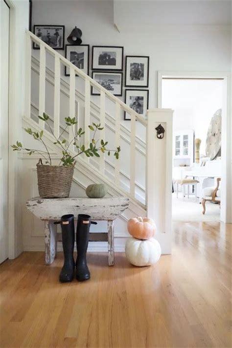 farmhouse stairs ideas  pinterest stair wall