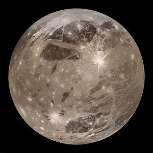 Is Mercury bigger than Ganymede? | Purely Facts