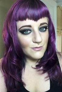 Adore Violet GemPurple RageAfrican Violet Hair