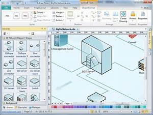 Edraw Network Diagram -  U0142atwe Mapowanie Sieci - Pc World