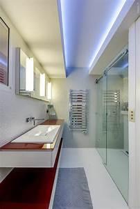 appartement de luxe avec une vue imprenable sur paris With salle de bain en long