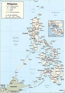 Only in the Philippines: Philippine Map  Philippine