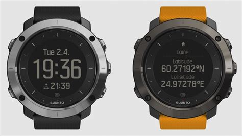 Best Outdoors Watches Best Outdoor Gps Watches Top Trackers For Hikers And