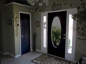 Black, Interior, Doors, And, Its, Elegant, Appearance