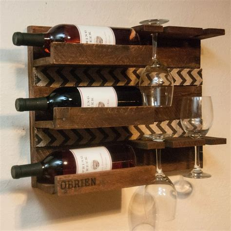 display cabinet with glass unique custom gift gift for parents gift for wine rack