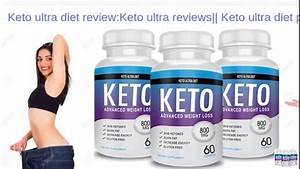 Keto Ultra Diet Review  Keto Ultra Reviews
