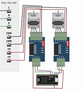 Cnc  Controlling Stepper Motors