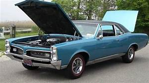 1967 Pontiac Gto Post Coupe For Sale