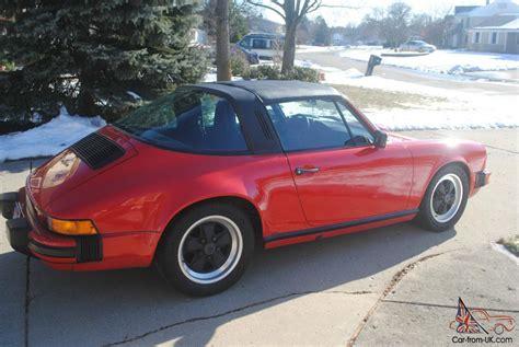 1986 porsche targa for sale 1986 porsche 911 carrera targa