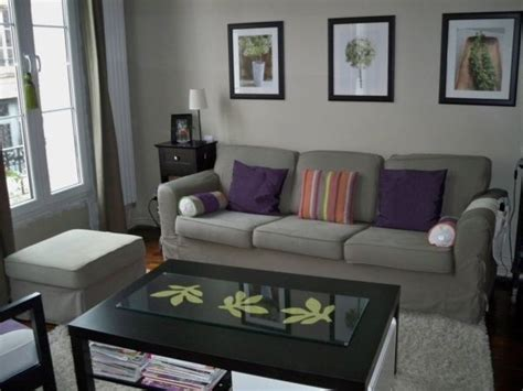 Grey And Purple Living Room by Living Room Purple Grey Ideas Living Room