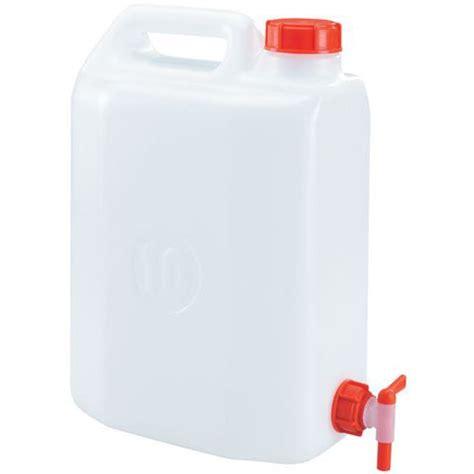 tanica con rubinetto tanica con rubinetto da 10 a 20 litri manutan italia