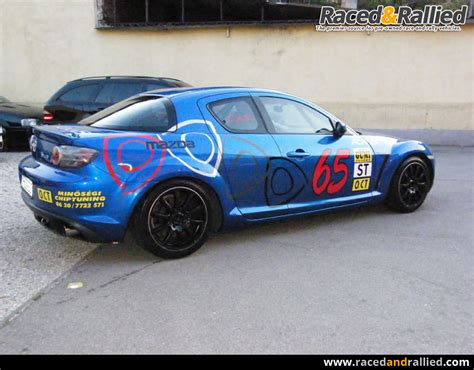 Car For Sale by Mazda Rx8 Race Cars For Sale At Raced Rallied Rally