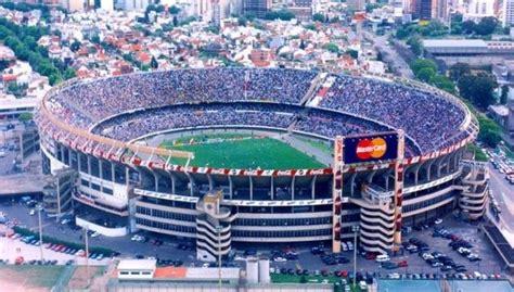 ¿Cuantas personas entran en la cancha de River Plate? ⚡️ ...