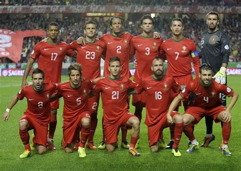 equipe de foot du portugal mondial 2014