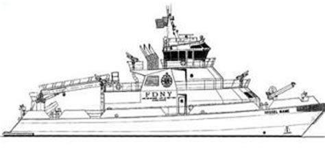Fireboat White by Free Boat Clipart