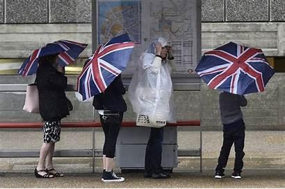 Rain Deluged Britain