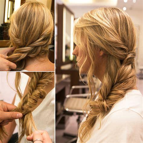 side braid   popsugar beauty