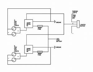 Wiring Diagram For Hid Light