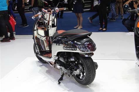 Modifikasi Scoopy 2018 by Nih Tang All New Honda Scoopy I 12 Dan Versi Modifikasinya
