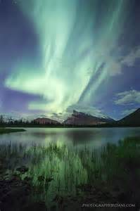 Banff Canada and the Northern Lights