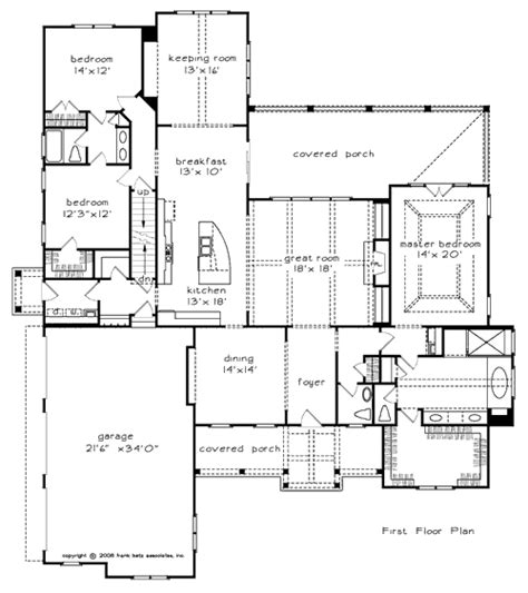 magnolia springs home plans and house plans by frank betz associates