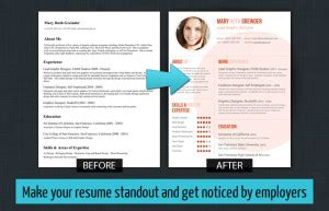 how to make your resume taste like a sweet resume