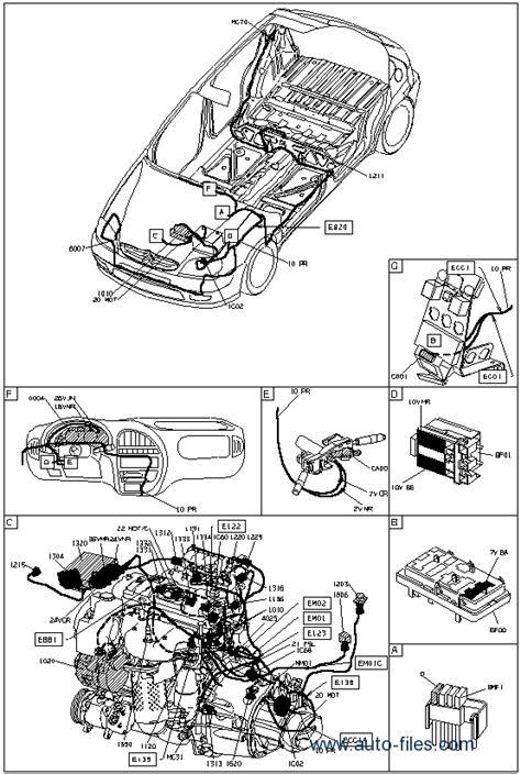 Citroen Parts Repair Lasertec Spare Catalog