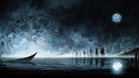 dark fantasy wallpaper   cool wallpapers