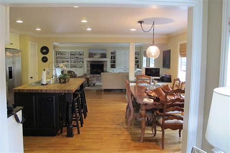 kitchen and dining room combination makeovers alucina con el antes y despu 233 s de estas 5 cocinas ii 9038