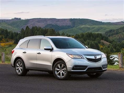 Best Gas Mileage Suv With 3rd Row Seating by 10 Best Mid Size Suvs With Third Row Seating For 2015