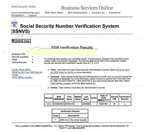 social security employment verification form obamacare bombshell obama s identity unable to be