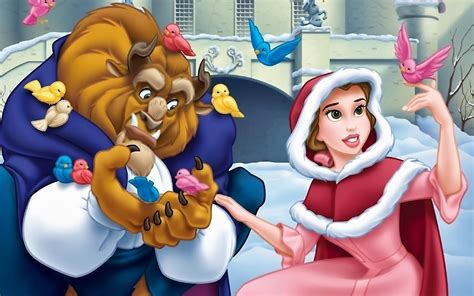 Beauty And The Beast Wallpapers Hd Download