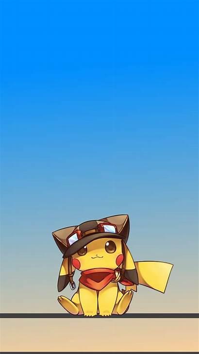Pikachu Wallpapers Iphone Pokemon Galaxy Xiaomi Moto