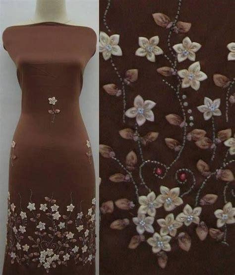 satin ribbon flowers  dress designs