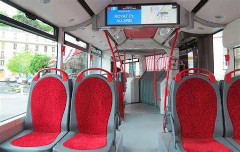 siege ratp trans 39 dossier aménagement intérieur des autobus