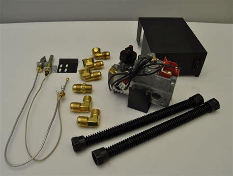 dexen  series natural gas millivolt valve kit