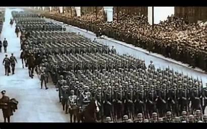 Military Militarism Trump Nazi Germany Power March