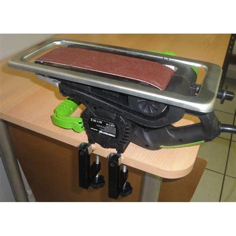 siege kayak ponceuse a bande stationnaire et portative 2 en 1 achat