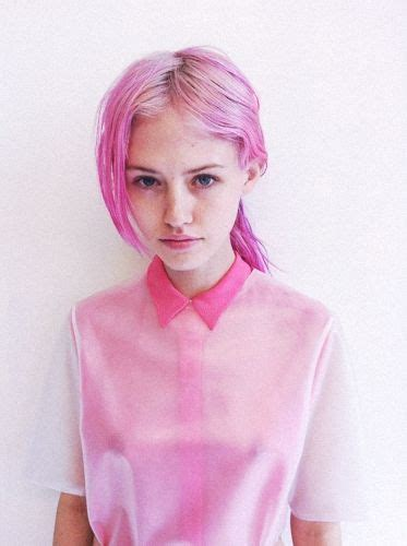 Charlotte Free The Fabulous Ombre Pink Haired Girl From