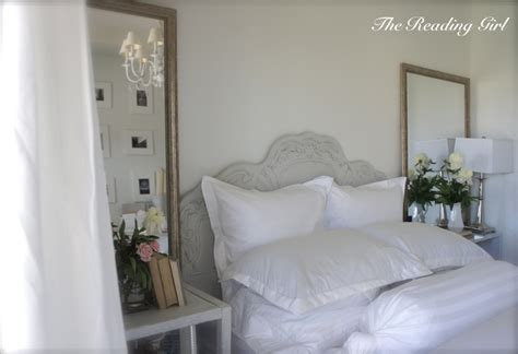 shabby chic headboard shabby chic headboard cottage bedroom the reading