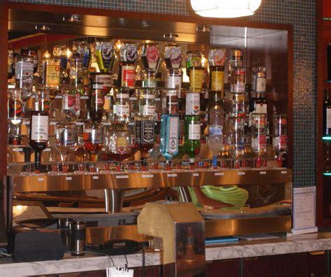liquor storage rack probar systems