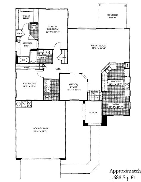 pictures arizona house plans sun city grand sycamore floor plan webb sun city