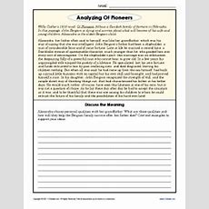 Sixth Grade Reading Comprehension Worksheet  Hangul  Education Ideas And Things To Remember